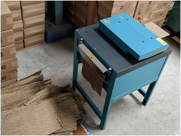 Corrugated Box Recycling Machine