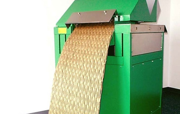 Corm - Corrugated Box Recycling Machine